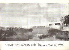 BERECZKY LÓRÁND - Somogyi János kiállítása - Makó, 1975 [antikvár]