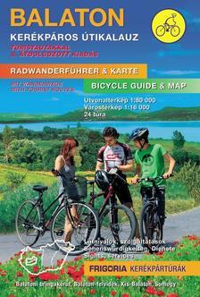 - Balaton kerékpáros útikalauz - - 6. aktualizált kiadás