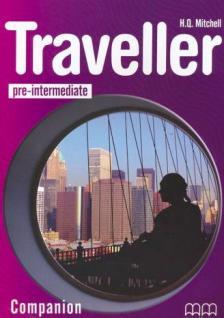 MITCHELL - TRAVELLER PRE-INTERMEDIATE COMPANION