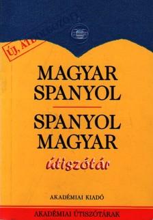 - MAGYAR-SPANYOL, SPANYOL-MAGYAR ÚTISZÓTÁR