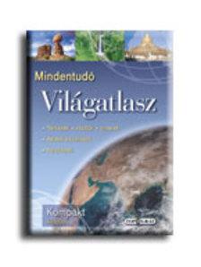 Topográf - Mindentudó Világatlasz - Kompakt kiadás