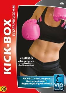 - Kick-Box edzésprogram - DVD -