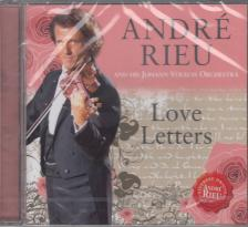 - LOVE LETTERS CD ANDRÉ RIEU