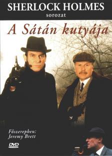 BRIAN MILLS - A SÁTÁN KUTYÁJA DVD (THE HOUND`S OF BAKERVILLES 1988) JEREMY BRETT
