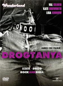 JAMES FOX - DROGTANYA DVD (WONDERLAND)VAL KILMER,KATE BOSWORTH,LISA KUDROW,LUCAS,FISCHE