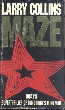 Collins, Larry - Maze [antikvár]
