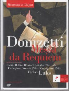 DONIZETTI - MESSA DA REQUIEM DVD VÁCLAV LUKS
