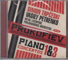 PROKOFIEV - PIANO CONCERTOS 1&3,CD