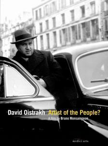 - DAVID OISTRAKH, ARTISTE DU PEOPLE? - UN FILM DE BRUNO MONSAINGEON DVD