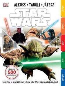 - - Disney - Star Wars - Alkoss, játssz, tanulj!