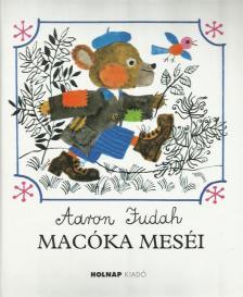 Judah, Aaron - MACÓKA MESÉI - REICH KÁROLY RAJZAIVAL -