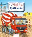 Susanne Gernhäuser - A járművek világa - Építkezés<!--span style='font-size:10px;'>(G)</span-->
