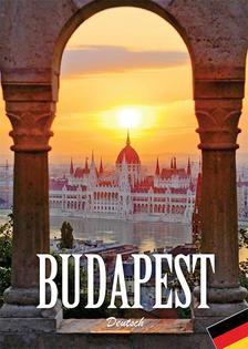 . - Budapest útikönyv - német