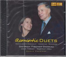 VAR. - ROMANTIC DUETS,CD