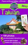 Olivier Rebiere Cristina Rebiere, - Travel eGuide: Taiwan [eKönyv: epub,  mobi]
