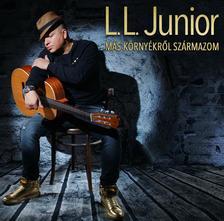 L.L.JUNIOR - L.L. Junior - Más környékről származom (CD)