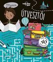 Jane Gledhill - Marco útvesztői - Lonely Planet foglalkoztató könyv