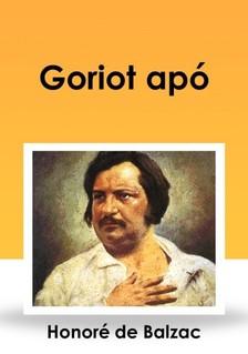 Honoré de Balzac - Goriot apó [eKönyv: epub, mobi]