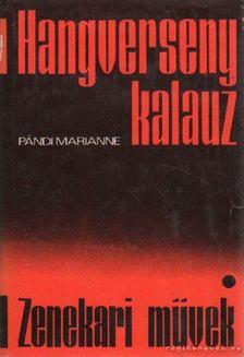 Pándi Marianne - Zenekari művek [antikvár]
