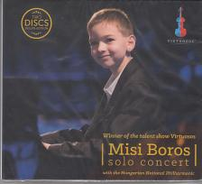 SCARLATTI,BACH,CHOPIN,MOZART - MISI BOROS,2 CD