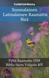 TruthBeTold Ministry, Joern Andre Halseth, The Clementine Text Project - Suomalainen Latinalainen Raamattu No2 [eKönyv: epub, mobi]