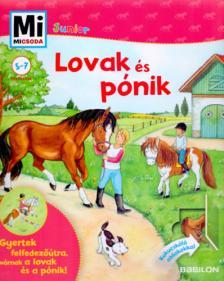 Marti Tatjana - Lovak és pónik - Mi Micsoda Junior 4.