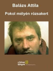 Balázs Attila - Pokol mélyén rózsakert [eKönyv: pdf, epub, mobi]