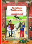 Imke Rudel - LOVAK ÉS PÓNIK - KIS TUDÓSOK SZÓKINCSTÁRA