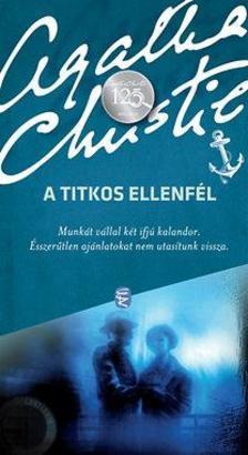 Agatha Christie - A titkos ellenfél