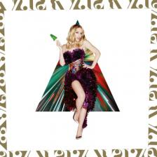 KYLIE CHRISTMAS CD SNOW QUEEN EDITION