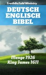 Hermann Menge, Joern Andre Halseth, King James, TruthBeTold Ministry - Deutsch Englisch Bibel [eKönyv: epub,  mobi]