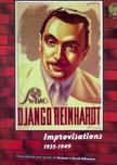 REINHARDT, DJANGO - DJANGO REINHARDT IMPROVISATIONS 1935-1949 POUR GUITARE CD INCLUS