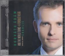 A FORDULÓ VILÁG/AND THE WORLD TURNS CD HORVÁTH ÁDÁM ÉS CHARLIE