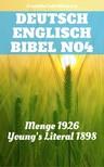 Hermann Menge, Joern Andre Halseth, Robert Young, TruthBeTold Ministry - Deutsch Englisch Bibel No4 [eKönyv: epub,  mobi]
