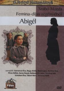 ZSURZS ÉVA - ABIGÉL   2 DVD