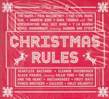 - CHRISTMAS RULES CD