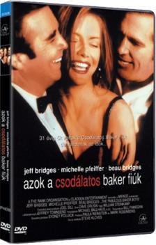 - AZOK A CSODÁLATOS BAKER FIÚK - DVD -