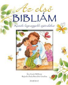 - Az első Bibliám - Kicsik legnagyobb ajándéka