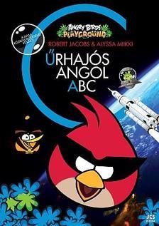 Ismeretlen - Angry Birds Tanulj játszva! - Űrhajós angol ABC