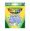 - Crayola Extra-kimosható zsírkréta 8 db