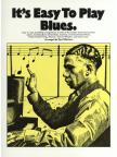 IT'S EASY TO PLAY BLUES FOR PIANO ARRANGED BY CYRIL WATTERS