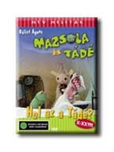 Mokép - Mazsola és Tádé X-XXII. - Hol az a Tádé - DVD