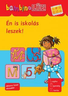 LDI-129 ÉN IS ISKOLÁS LESZEK! /BAMBINO LÜK/