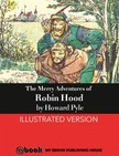 Howard Pyle - The Merry Adventures of Robin Hood [eKönyv: epub,  mobi]