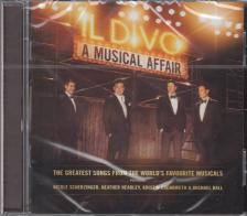 - A MUSICAL AFFAIR CD IL DIVO