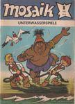 - Unterwasserspiele - Mosaik 1988/8 [antikvár]