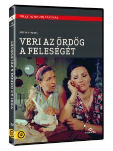 András Ferenc - VERI AZ ÖRDÖG A FELESÉGÉT  DVD