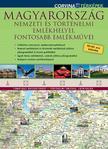 térkép - Magyarország nemzeti és történelmi emlékhelyei, fontosabb emlékművei<!--span style='font-size:10px;'>(G)</span-->