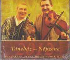 TÁNCHÁZ-NÉPZENE 2012 CD