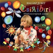 - CSIRIBIRI FILMKONCERTJÉNEK ZENÉJE CD HALÁSZ JUDIT